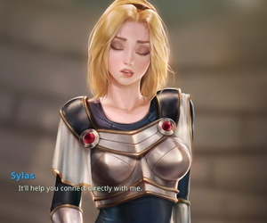 League NTR - Lux the lady of luminosity - part 3