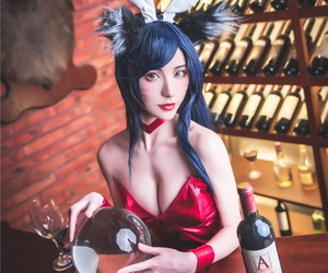 League of Legends-Ahri