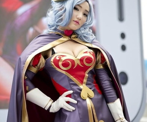 League be advisable for Legends Cosplay unconnected with Spiral Cats