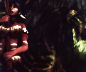 Nidalee: Queen be required of the Jungle