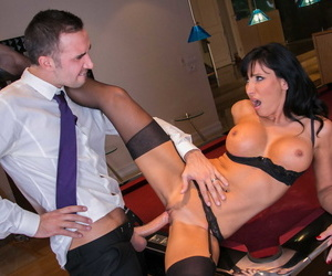 Big Tits At Work Lezley Zen