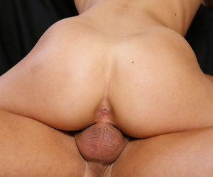 Blonde chick Madison Ivy parks her pussy on a cock during a hardcore fuck