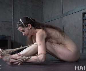 Mature pain slut Paintoy Emma eventually lets out a blood curdling scream