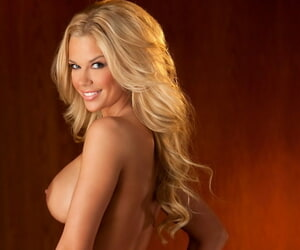 Fearsome centerfold wide staggering fake soul Jessa Lynn Hinton poses nude