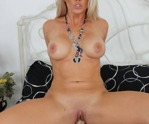 Blonde MILF Holly Heart presents young exchange student the sexual rules