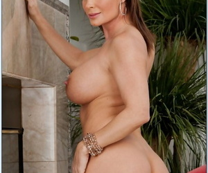 Seduced Unconnected with A Cougar Diamond Foxxx