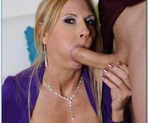 Seduced Hard by A Cougar Levi Cash- Stacie Starr
