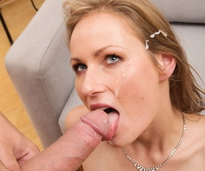 Only young cock drilling pussy can help fidgety MILF overcome stirring up