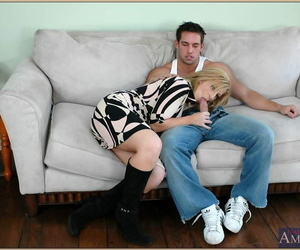 Seduced Wits A Cougar Johnny Castle- Sara Something over on