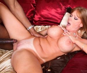 Of age redhead Darla Crane has imprecise coitus there a big malicious Hawkshaw