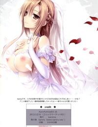 C92 KAROMIX karory KARORFULMIX EX18 SAO Soushuuhen Sword Art Online English - part 5