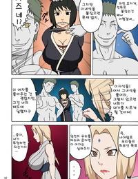 C88 NARUHO-Dou Naruhodo Tsunade no In Kangoku R - 츠나데의 음란 감옥 R Naruto Korean Colorized - part 2