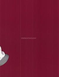 C97 Seven Days Holiday Shinokawa Arumi- Koga Nozomu Dare mo Shiranai Mash no Kiroku - Mash Kyrielight record nobody knows Fate/Grand Order