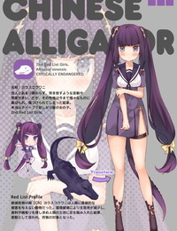 7th;MINT Midoriha Mint- Shigeta Alligator; Medicine Digital