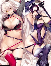 C95 Kansai Gyogyou Kyoudou Kumiai Marushin Holy Night Jeanne Alter Fate/Grand Order English