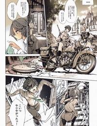 C97 70 Nenshiki Yuukyuu Kikan Ohagi-san Coppélia Brothel