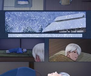 Horiishi Horuto Yotogi no Yukionna Setsu ~Atatamenai to- Koorimasu~ - part 3
