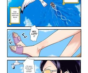 Oukokusan Kakutou Oukoku CHOP STICK One Piece Spanish