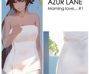 Dako Takao Azur Lane ongoing