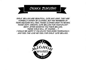 MIGNON WORKS mignon Onaka Zukushi 1+2 Love Live! Sunshine!! English Doujins.com