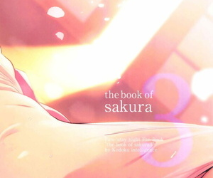 C96 Kodoku intelligence Nanao THE BOOK OF SAKURA 3 Fate/stay night
