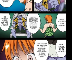 Naruho-dou Naruhodo Nami SAGA 3 Full Color One Piece Spanish m4nd4l0r3 Digital - part 2