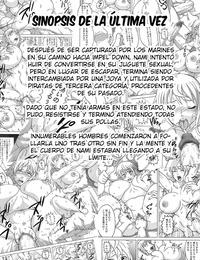 Naruho-dou Naruhodo Nami SAGA 3 Full Color One Piece Spanish m4nd4l0r3 Digital