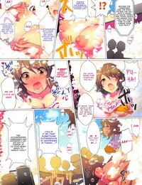 Utahime Teien 18 A Color Summoner Kara Girls Power no Manzoku Iku made Look at Me THE IDOLM@STER CINDERELLA GIRLS English