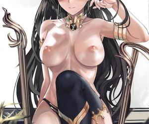 C97 Kuro Queen Misaka12003 Carnal Chaldea 4 Fate/Grand Order