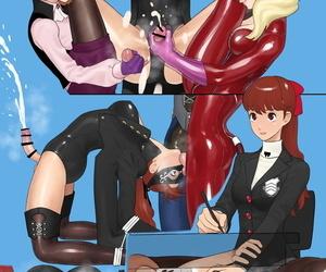 Koukou Punch 謎のパレスで繰り広げられる狂宴 Persona 5 Royal