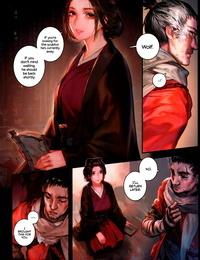 C96 Aoin no Junreibi Aoin Sake to Kusuri - Alcohol & Drug Sekiro: Shadows Die Twice English =TLL + mrwayne=