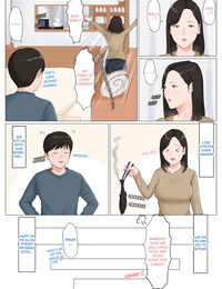 Horsetail Kaa-san Janakya Dame Nanda!! 6 Conclusion - Mother and No Other!! 6 Conclusion Pt 2 English X-Ray - part 2