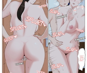Horsetail Kaa-san Janakya Dame Nanda!! 6 Conclusion - Mother and No Other!! 6 Conclusion Pt 2 English X-Ray - part 4