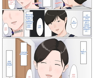 Horsetail Kaa-san Janakya Dame Nanda!! 6 Conclusion - Mother and No Other!! 6 Conclusion Pt 2 English X-Ray - part 5
