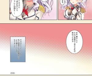 TwinBox Hanahanamaki- Sousouman Teitoku-san Gomennasai Kantai Collection -KanColle- Digital Uncensored