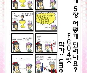 C97 Kesshoku Mikan Anzu- ume ROH-RAN Fate/Grand Order Korean