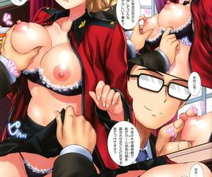 C97 Kamogawaya Kamogawa Tanuki Gochuumon wa Koucha desu ka? 3 Girls und Panzer