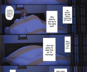 CT35 KAROMIX karory Miku ga Kisei Jijitsu o Tsukuru Hon - A Funny man adjacent to which Miku Makes clean out Documented Gotoubun no Hanayome English Zakamutt + Varrel