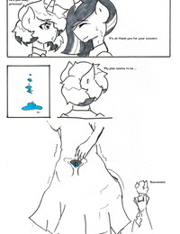 Mashiro Miku Princess Twilight Sparkle and the Plants Story My Little Pony Friendship Is Magic