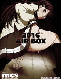 C91 AIR BOX YU-TA Riko-chan no Nama Tamago - El huevo duro de Riko Love Live! Sunshine!! Spanish iveenero