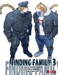 Maririn Finding Family. Vol. 3 Spanish Ongoing