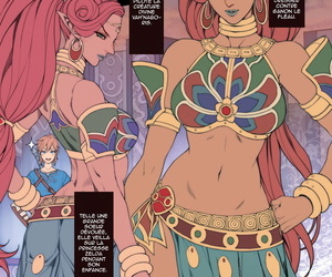 Breath of the Wild no Urbosa-sama O-Sfrench