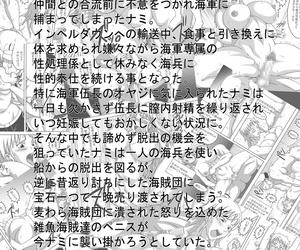 Naruho-dou Naruhodo Nami SAGA 2 - 나미 SAGA 2 One Piece Korean Digital