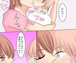 Aa Jinsei Gakeppuchi Boku no Daisuki na Yurufuwa Mama to Ottori Love Love Seikyouiku