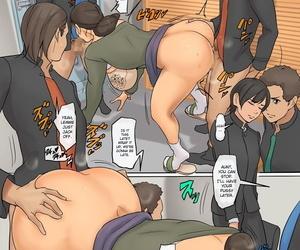 C97 Yojouhan Shobou Ikenie no Haha 2-wa English CrowKarasu - part 2