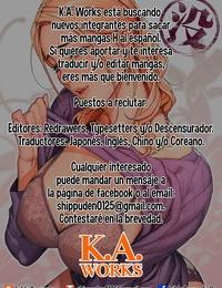 Urakan Dosukebe Oyaji to Kyouko-san - El Viejo Verde y Kyouko-san Spanish K.A. Works - part 2
