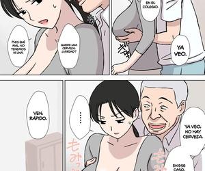 Urakan Dosukebe Oyaji to Kyouko-san - El Viejo Verde y Kyouko-san Spanish K.A. Works