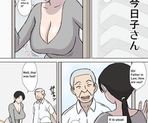 Urakan Dosukebe Oyaji to Kyouko-san English