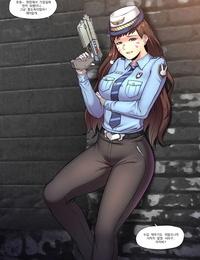 ABBB Officer D.va