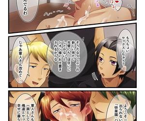 Usagi nogata Kun Body★Check - part 2